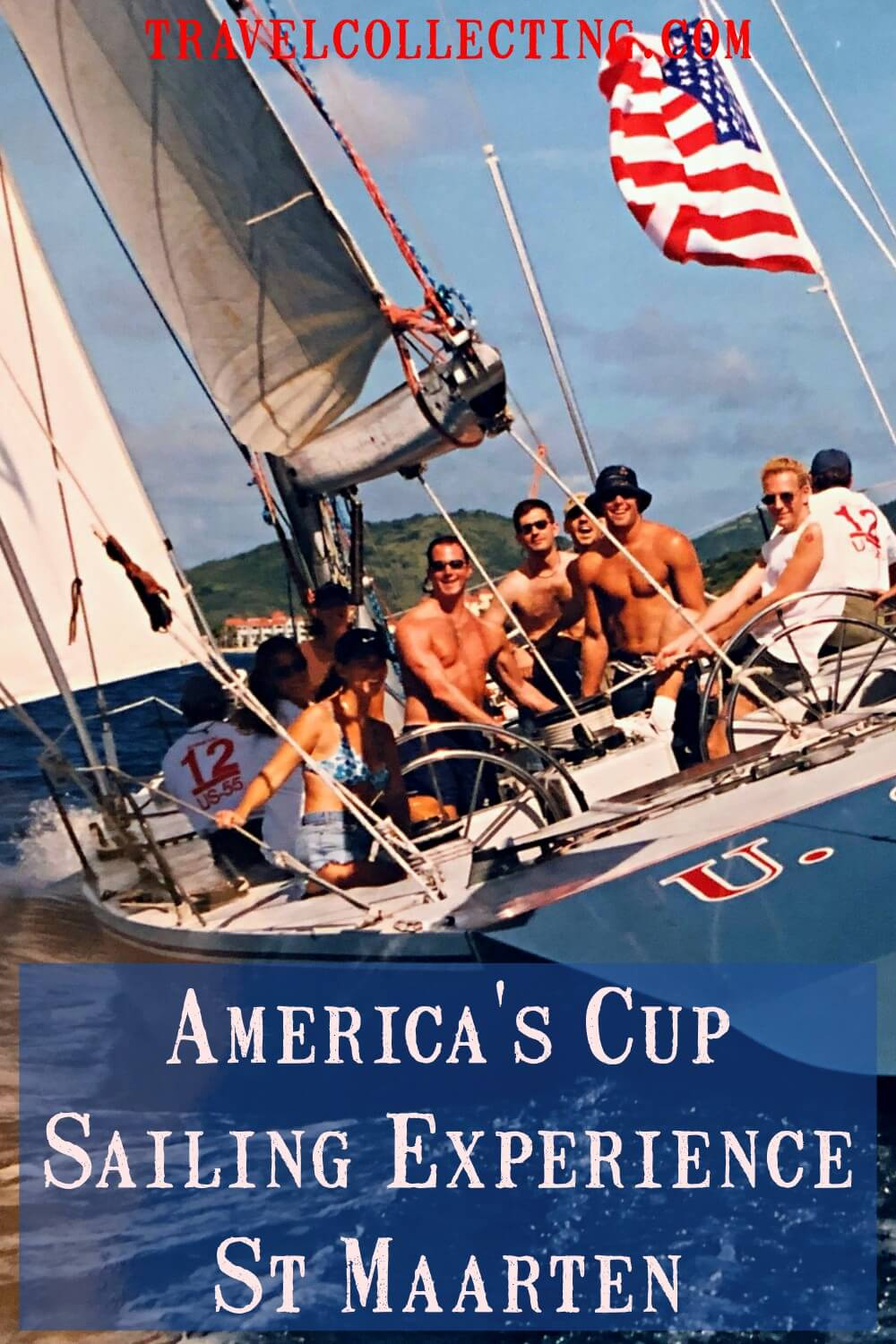 Americas Cup Sailing Experience Sint Maarten