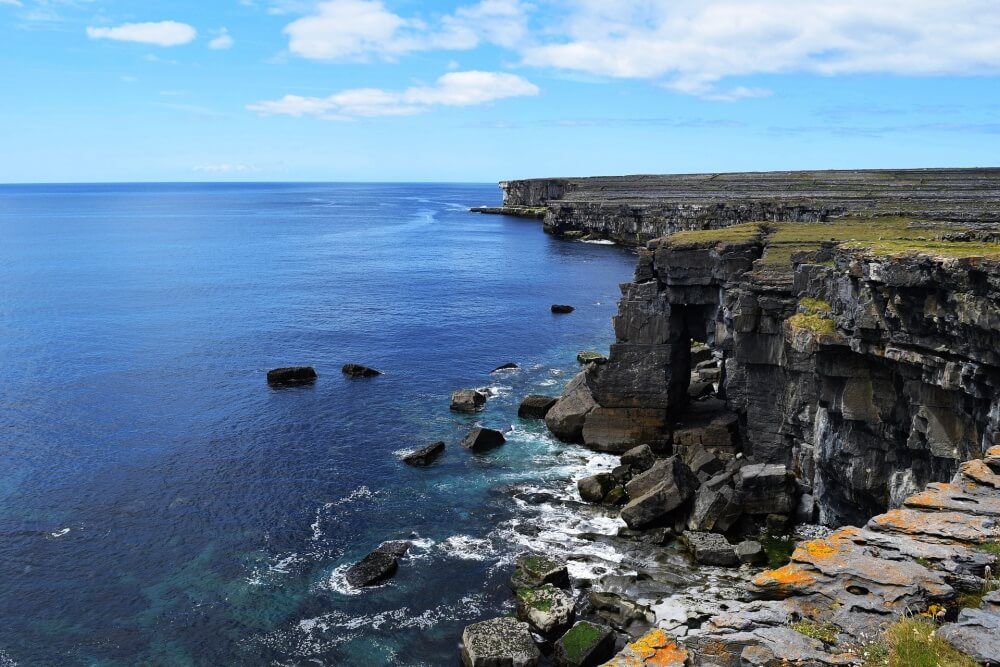 Aran Island Inishmore cycling ireland