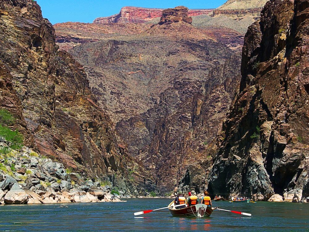 White Water Rafting In The Grand Canyon Travel Collecting