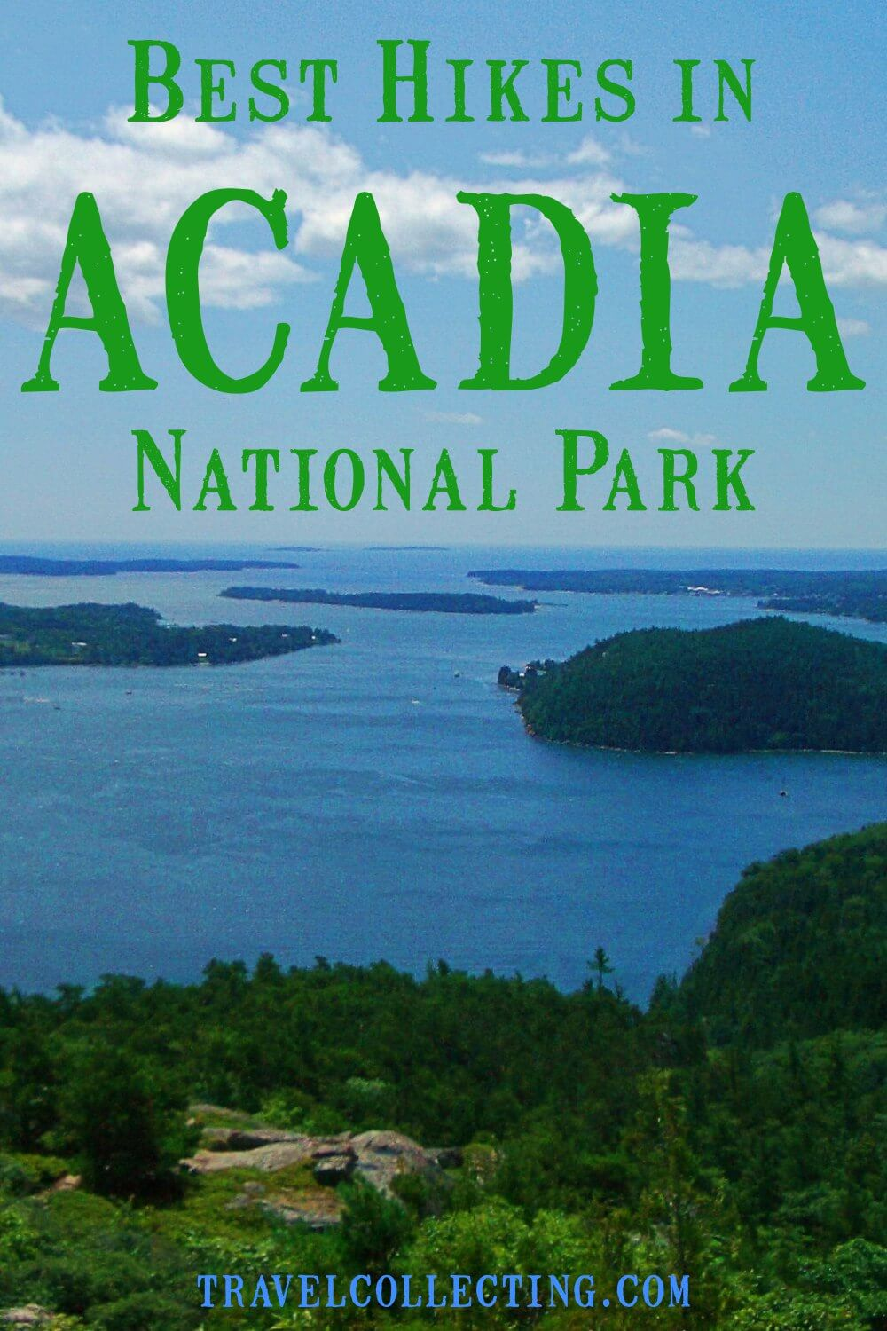 Acadia National Park >> Best Hikes In Acadia National Park Or Beehive Precipice And