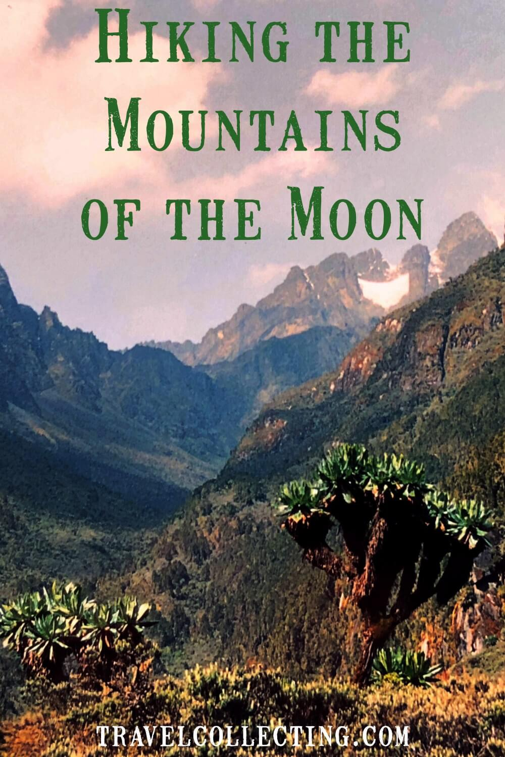 Hiking the Mountains of the moon