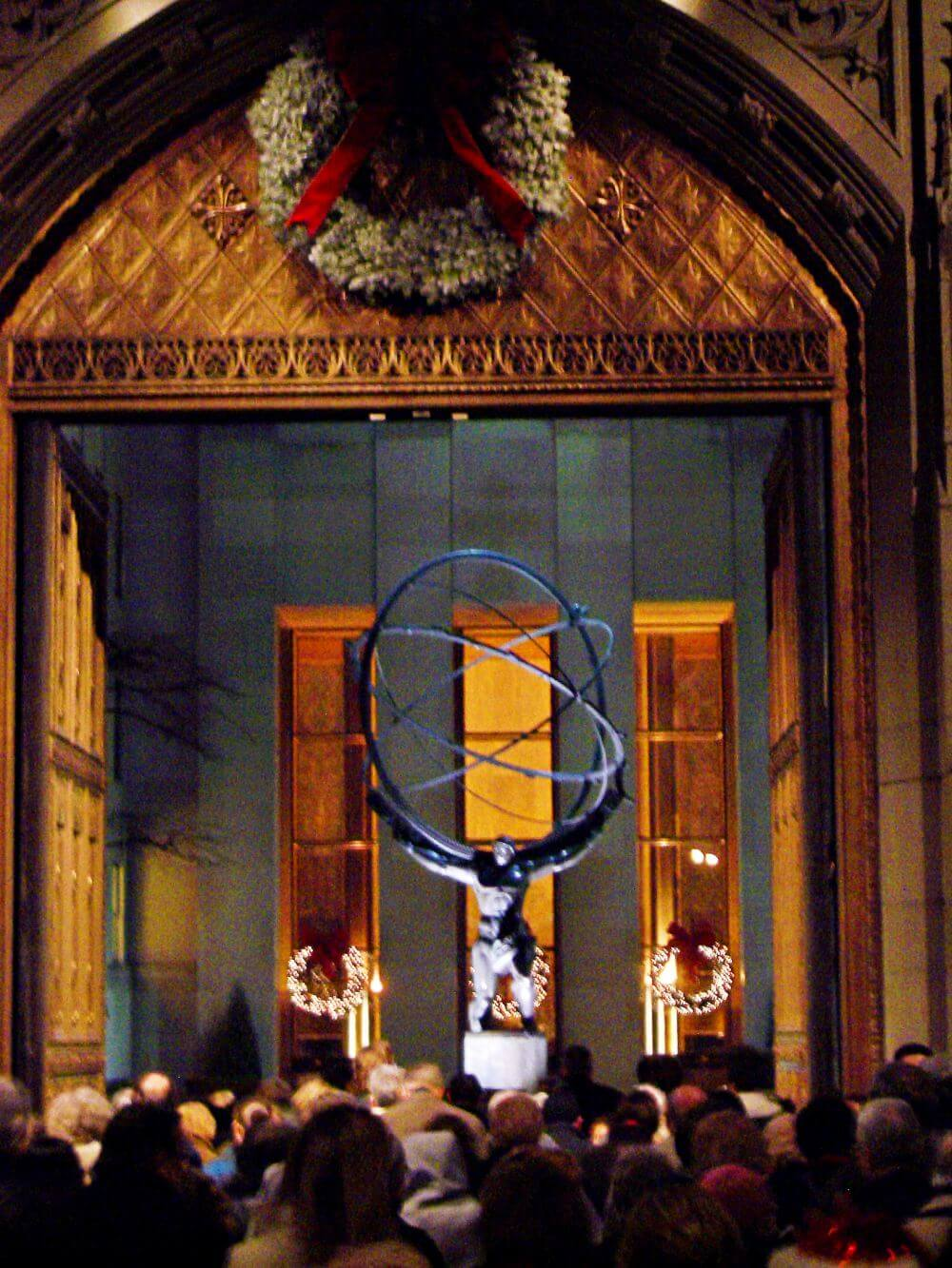 things to do in nyc during christmas time st patricks cathedral
