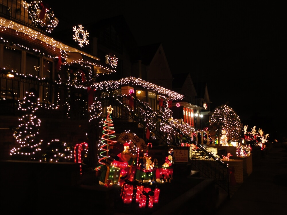 what to do in new york during christmas dyker heights