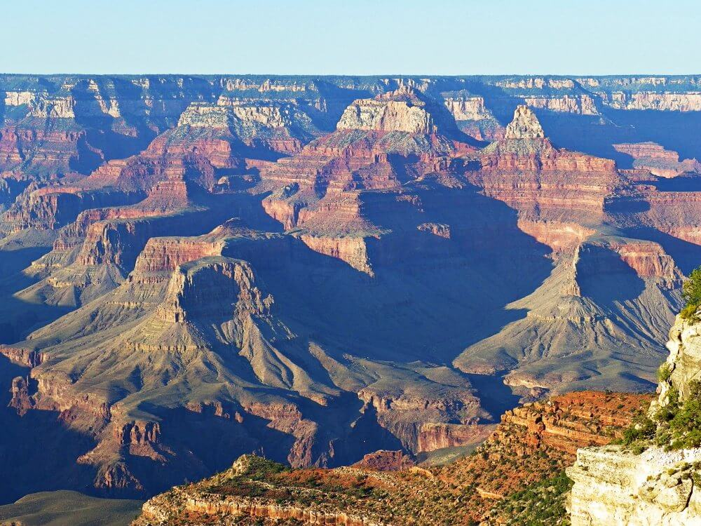 rand Canyon from south rim