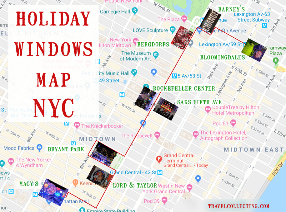 A Very New York Christmas Vacation Or The Ultimate Guide To