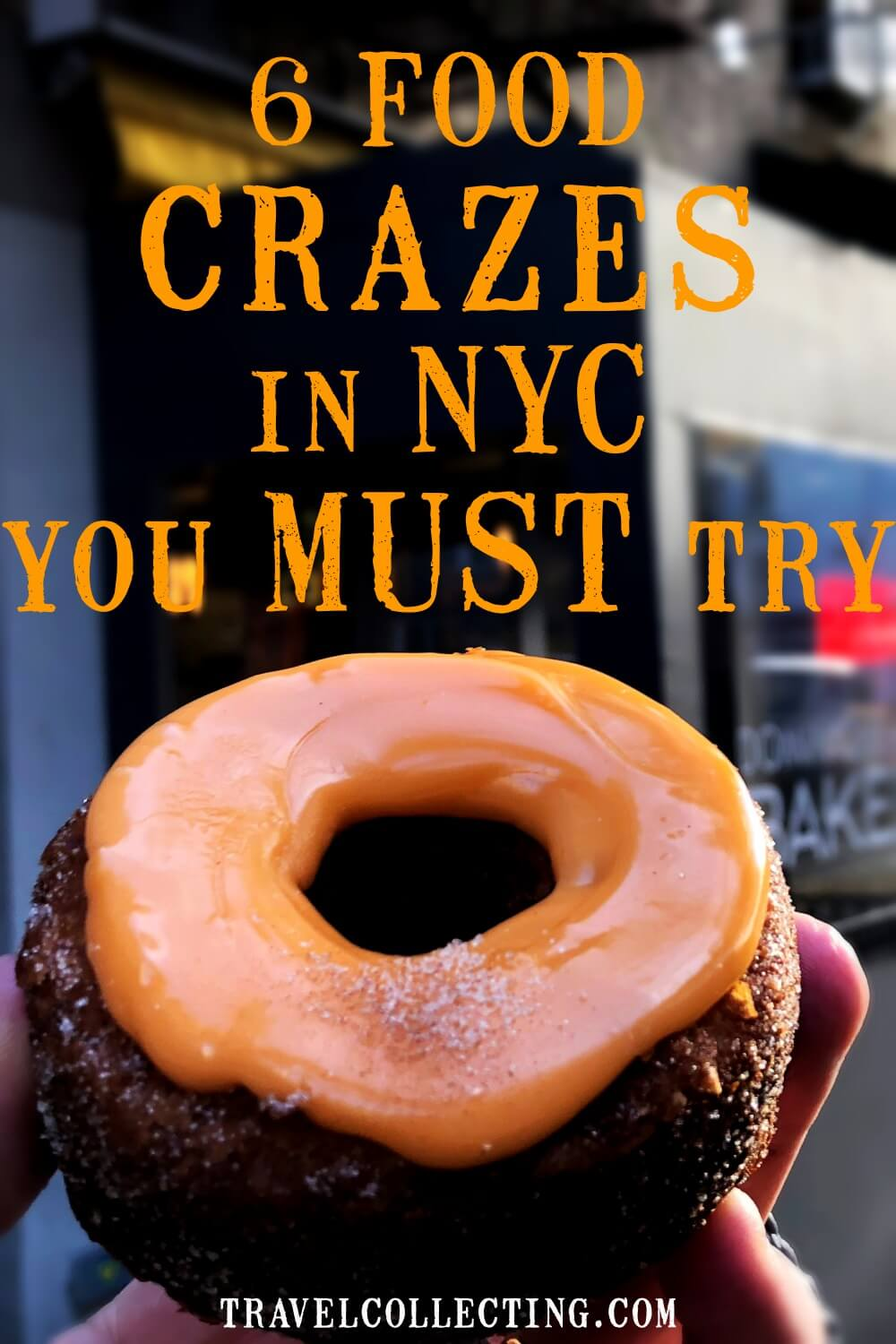 six food crazes in nyc must have food experiences