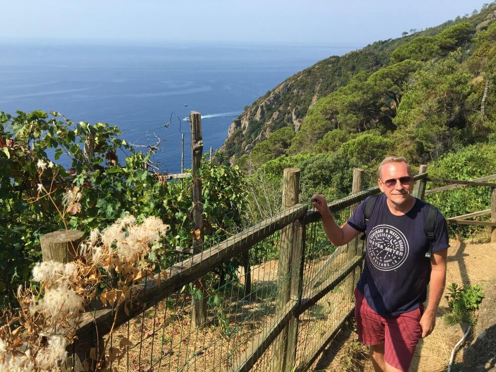 Hike from Portofino to san fruttuoso