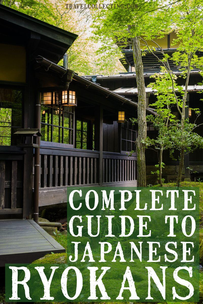 Complete guide to ryokans