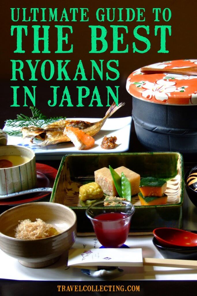 Ultimate Guide to the best ryokans in Japan