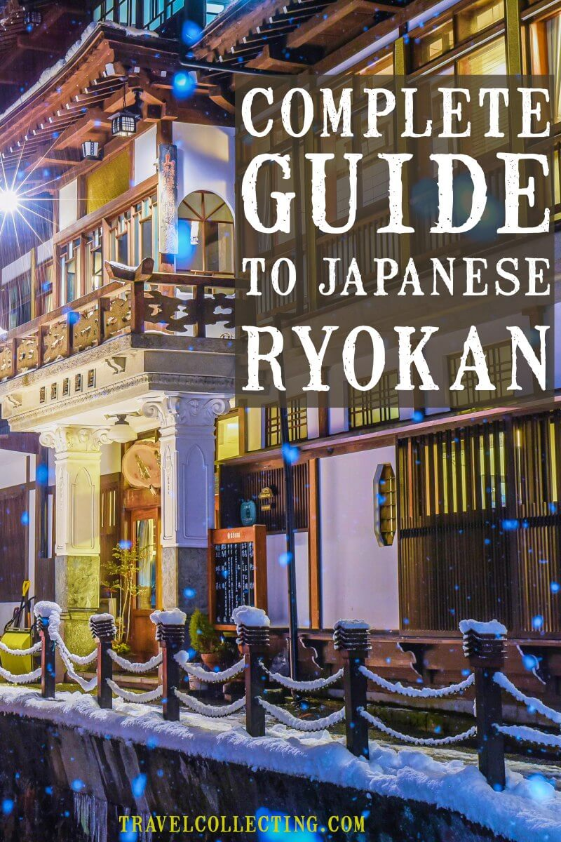 complete guide to japanese ryokan