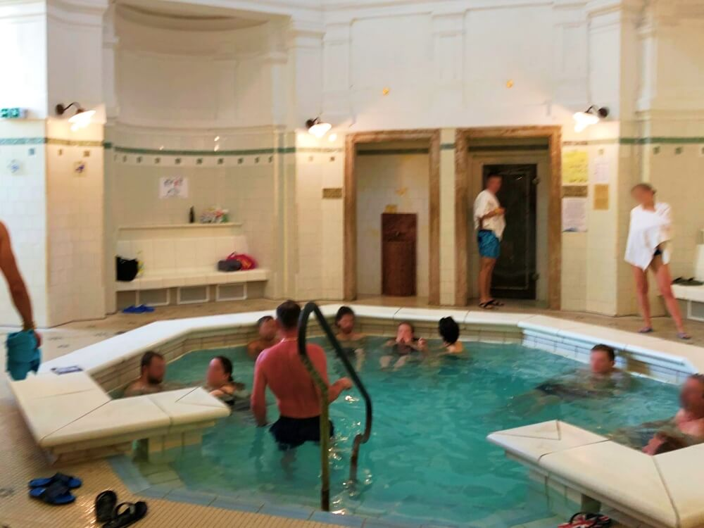 Szechenyi indoor thermal pool_thermal spa Hungary