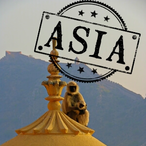 Asia header