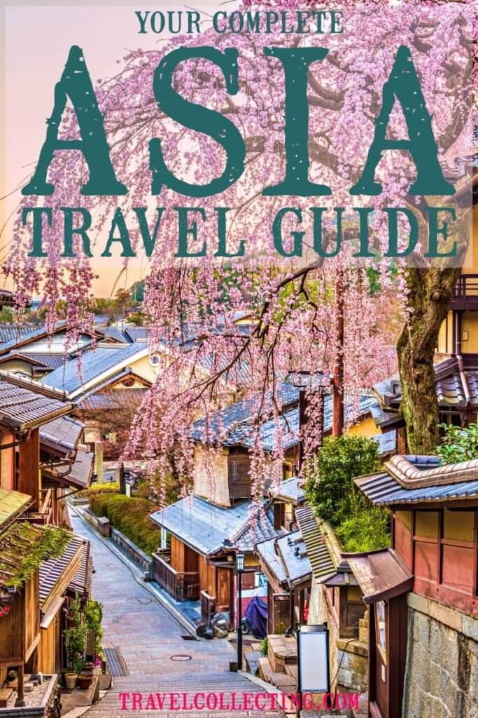 Asia Travel Guide _ Pinterest