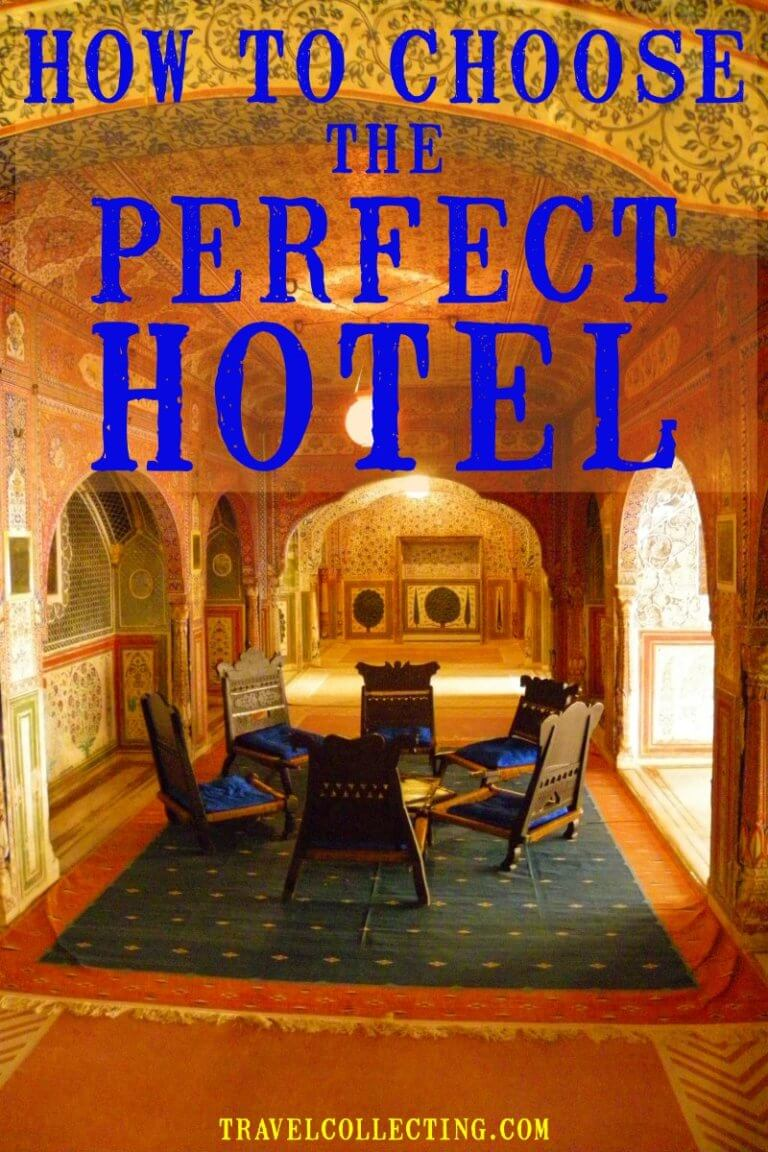 How to choose the perfect hotel_Pinterest