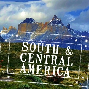 South and Central America header