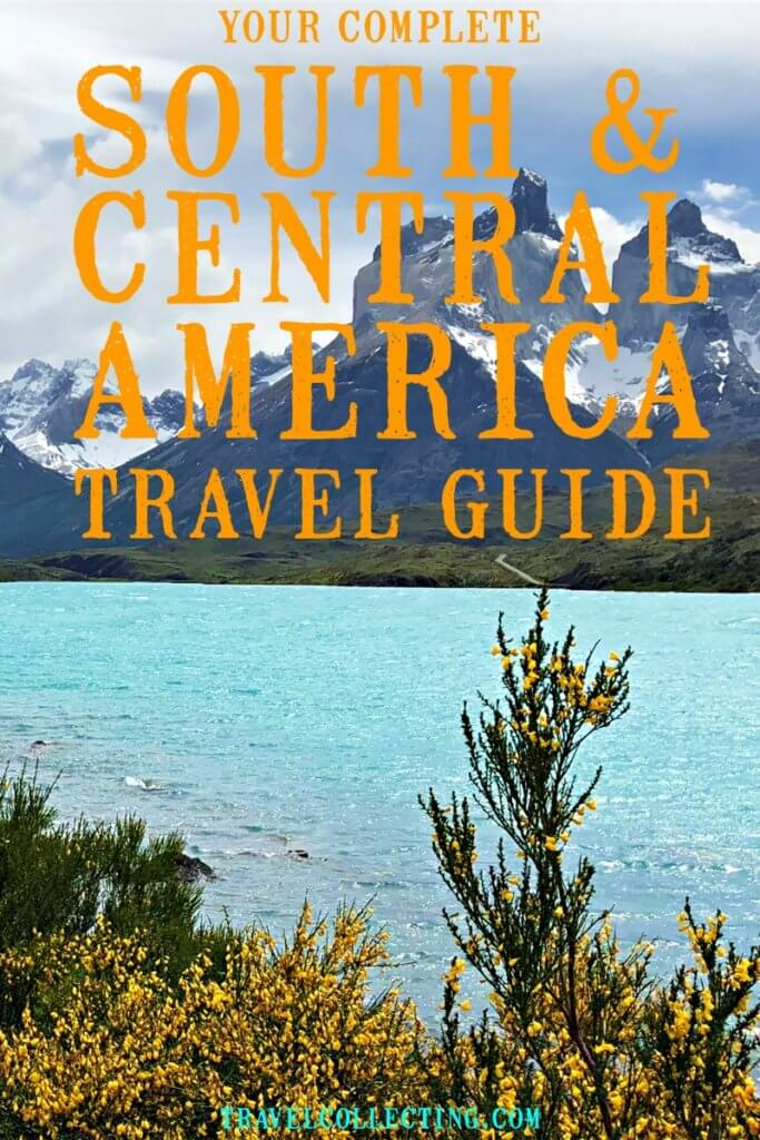South and Central America travel guide_Pinterest