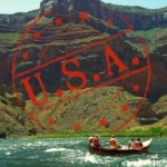 USA Grand Canyon river rafting