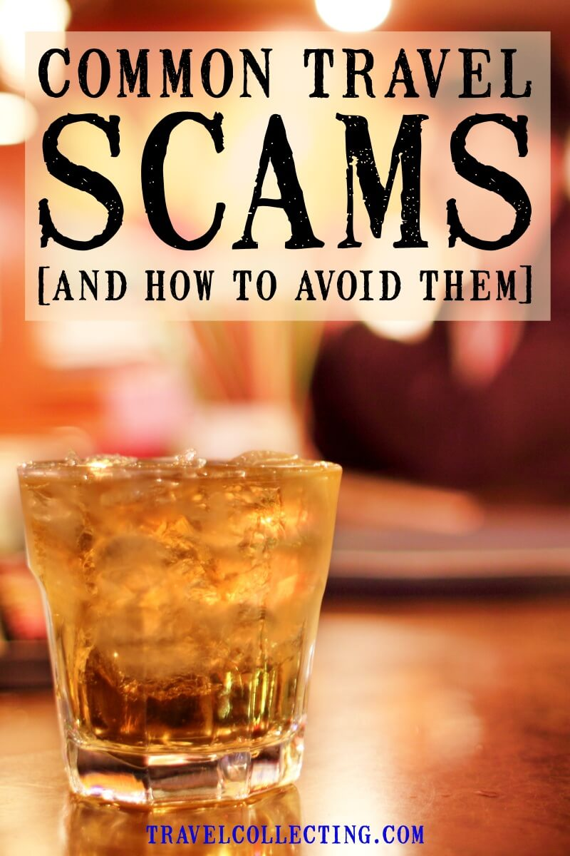 Common Travel Scams to Avoid Pinterest
