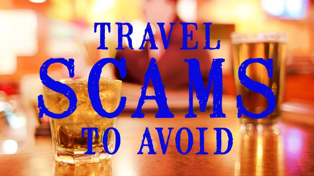 common Travel scams to avoid - header
