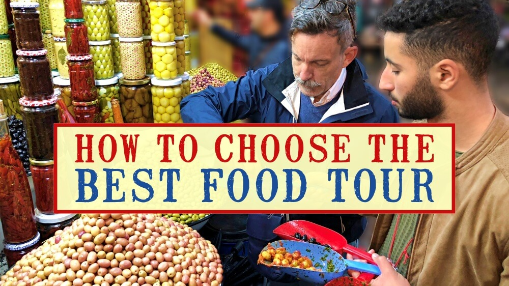 How to choose the best Food tour