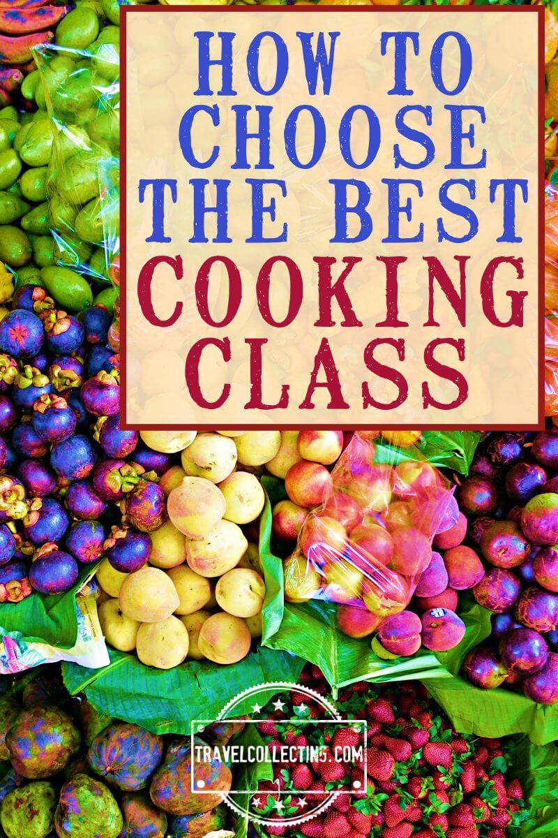 How to choose the best cooking class