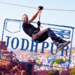 Ziplining Jodhpur
