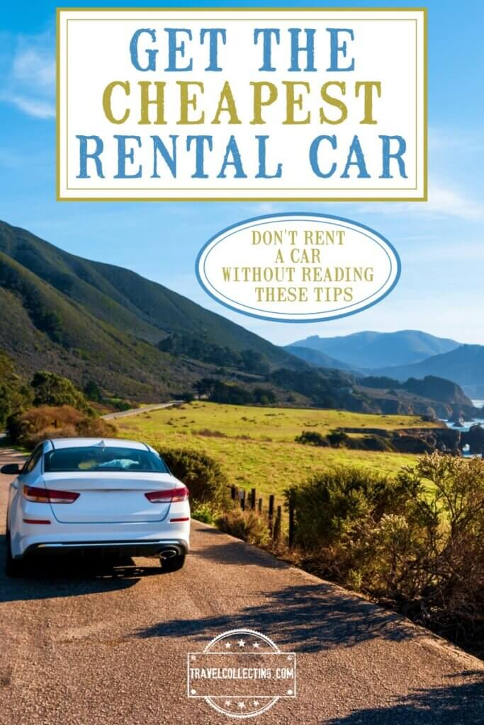how to find car rental deals