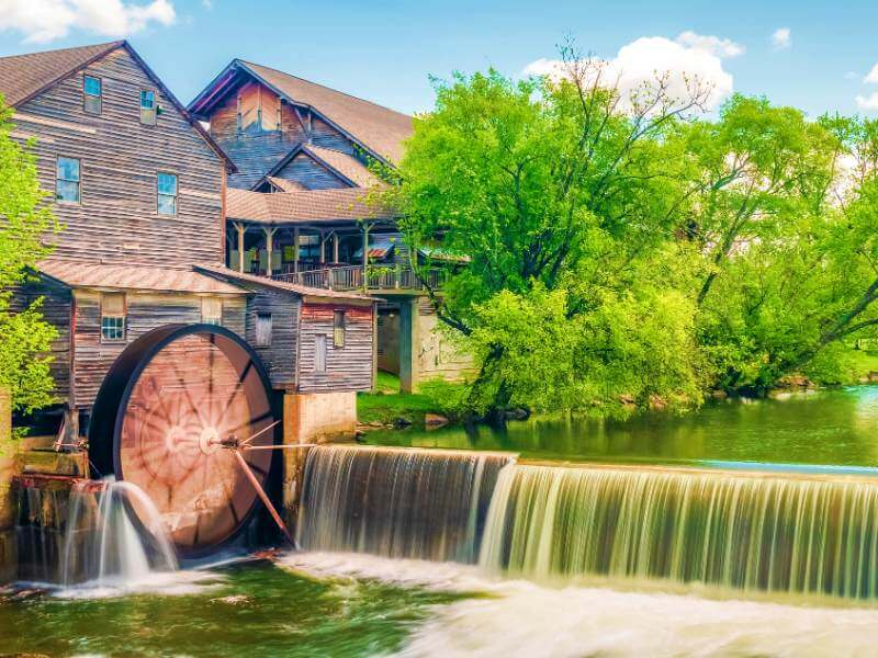 Pigeon Forge Old Mill