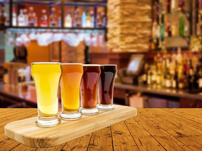 visit brewery in asheville
